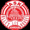 AS Khroub logo