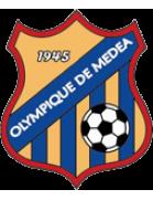 Olympique Médéa logo