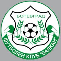 Balkan Botevgrad logo