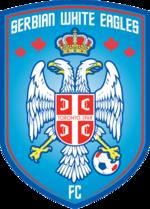 Serbian White Eagles logo