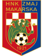 Zmaj Makarska logo