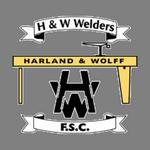 H&W Welders logo