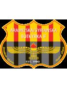 Arameiska / Syrianska logo