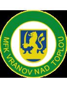 Vranov nad Topľou logo