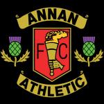 Annan Athletic logo