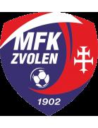 Lokomotíva Zvolen logo
