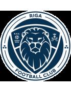 Rīgas FS logo