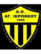 Agios Ierotheos logo