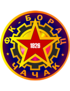 Borac Sakule logo
