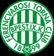 Ferencváros logo
