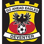 Go Ahead Eagles logo
